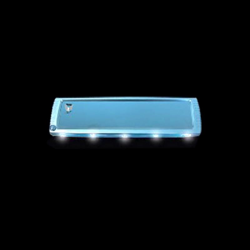 ΚΑΘΡΕΠΤΗΣ LIGHT VISION ΛΕΥΚΟ LED