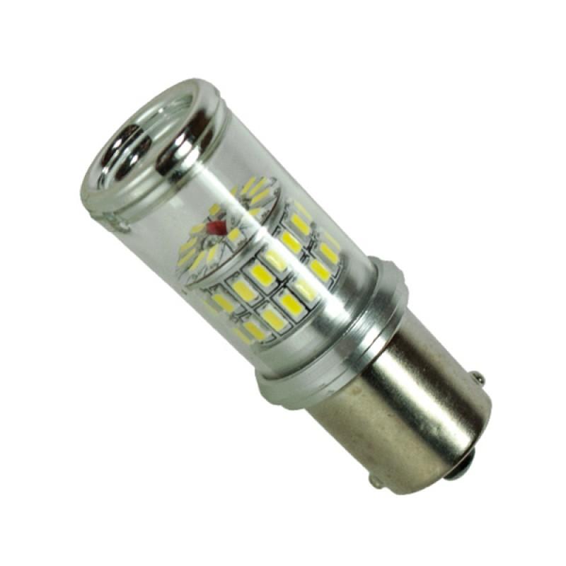 Λαμπτήρας 1156 48 SMD 4014 Can Bus 24v Ψυχρό 6000k GloboStar 04467