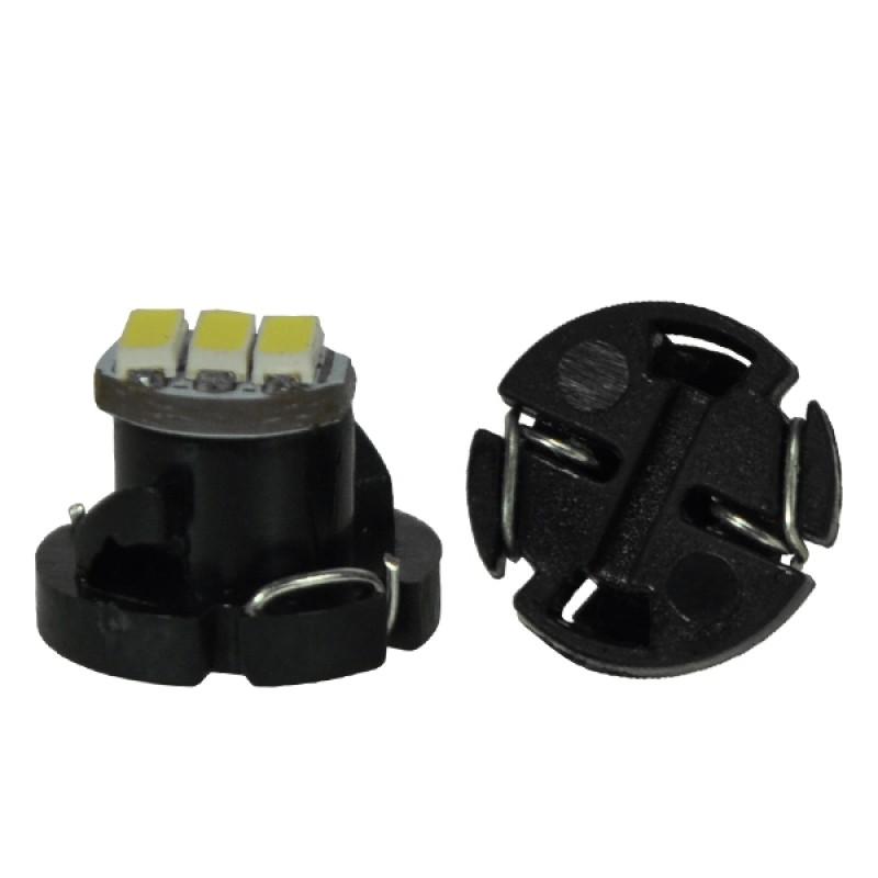 Λαμπτήρας LED T4.2 3 SMD 4014 12 Volt Ψυχρό Λευκό 6000k GloboStar 14500