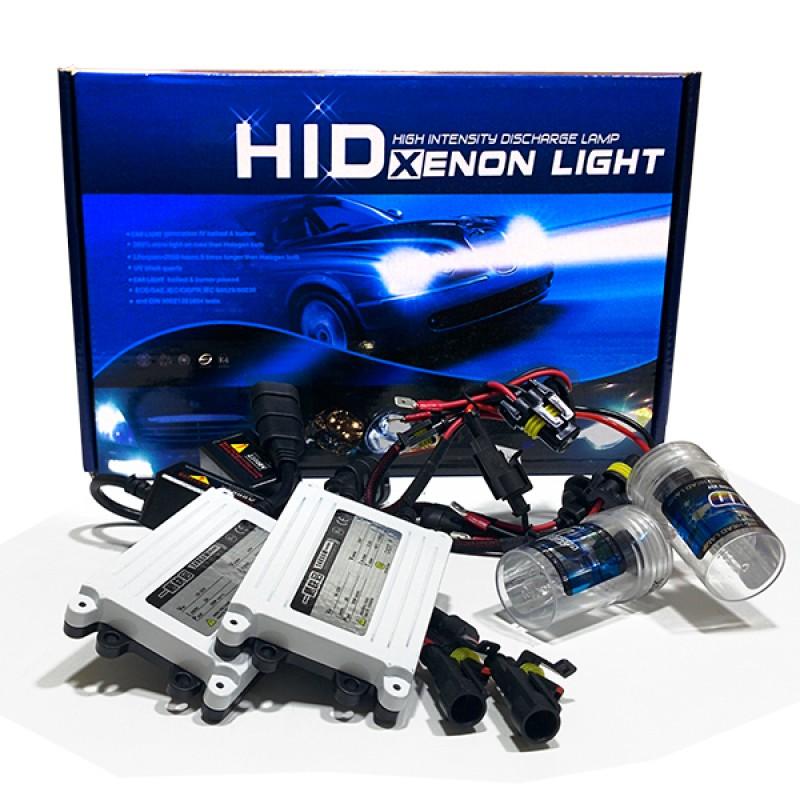 Σετ Φωτισμού Xenon Can Bus 55 Watt 24 Volt H11 Slim Ballast 6000k GloboStar 33728