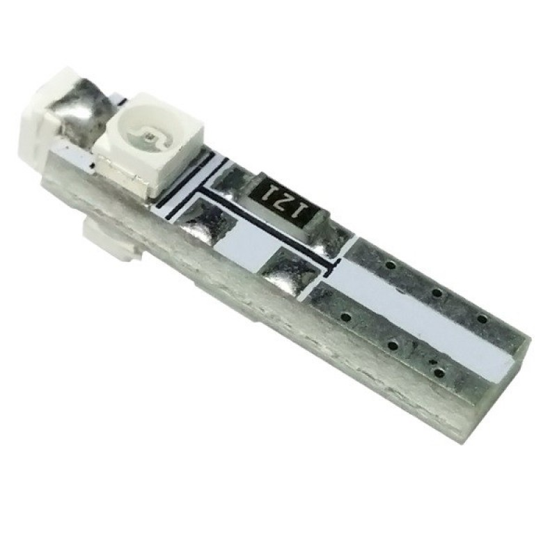 Λαμπτήρας LED Τ5 με 3 SMD 1210 Μπλε GloboStar 54740