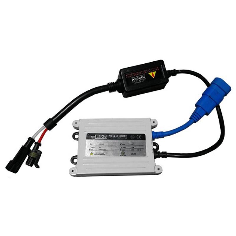 Μετασχηματιστής Slim Xenon Can Bus AC Ballast 16-32 Volt 55 Watt GloboStar 91741