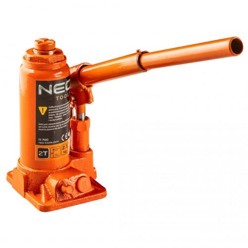 NEO TOOLS Γρύλος μπουκάλας 2t 11-700