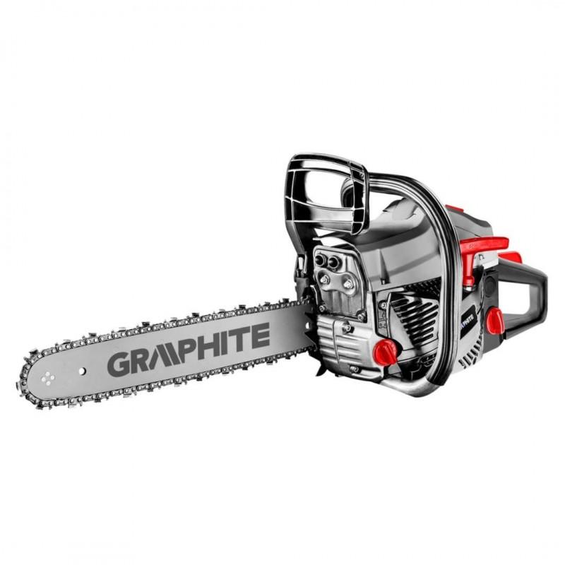 GRAPHITE Αλυσοπρίονο 52 cc 58G952