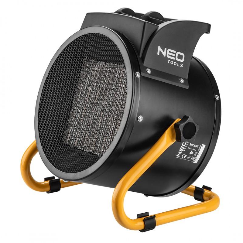 NEO TOOLS Αερόθερμο κεραμικό 3000W 90-063