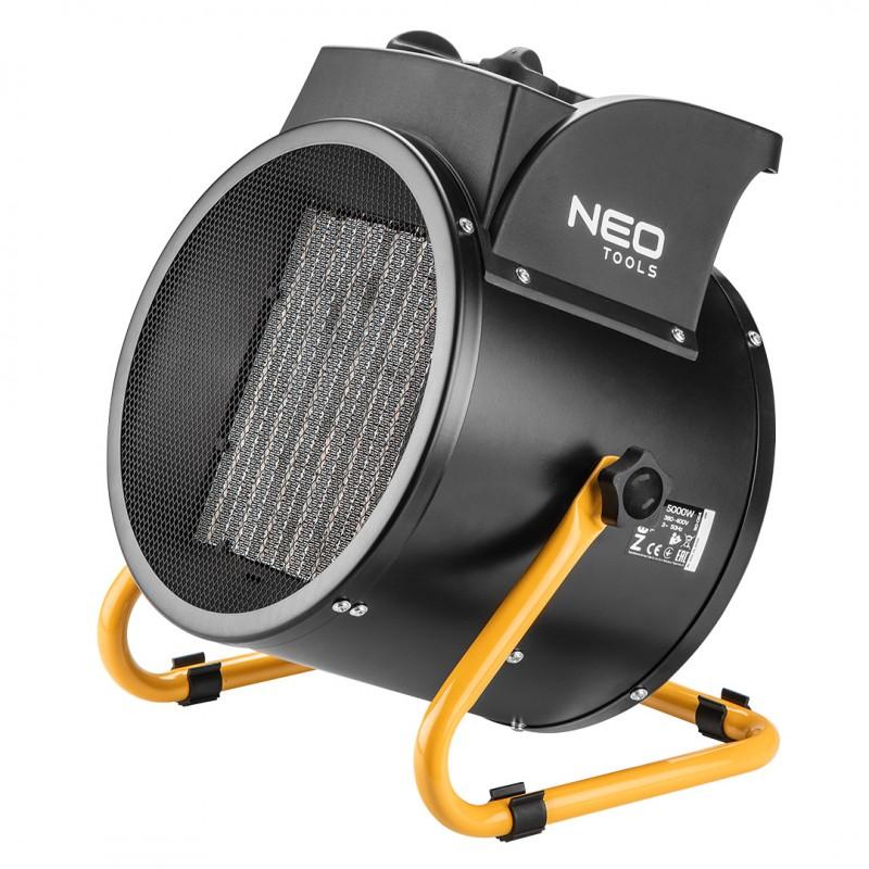 NEO TOOLS Αερόθερμο κεραμικό 5000W 90-064