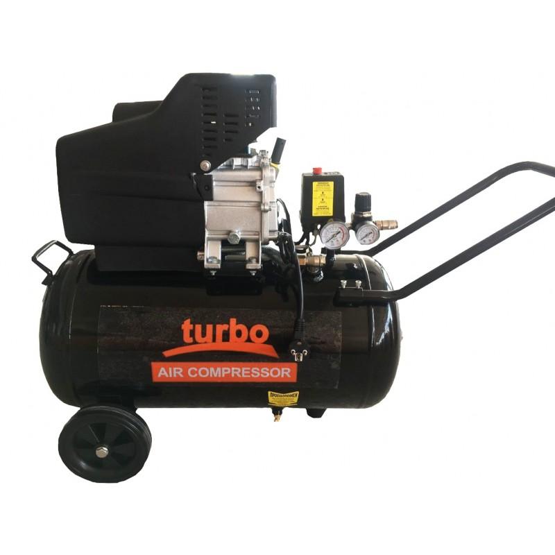 Turbo Αεροσυμπιεστής 2,5 HP, 50lt TRB50