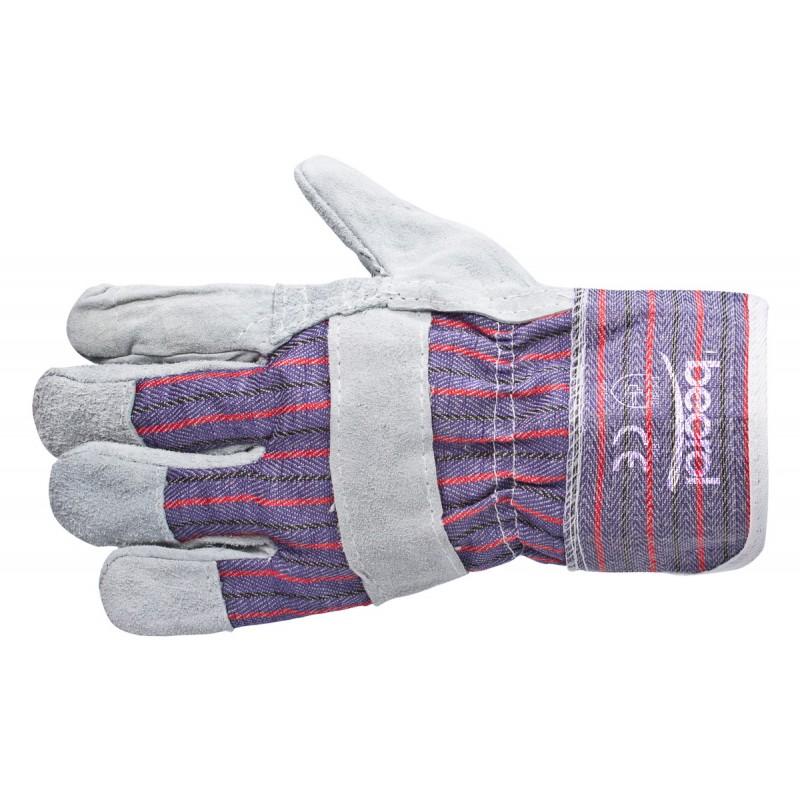 Beorol Γάντια εργασίας δερματοπάνινα FENIX RFN
