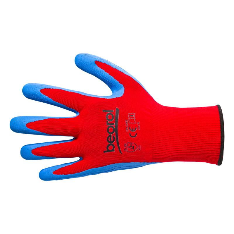 "Beorol RSJS Γάντια latex spider 7""/S"