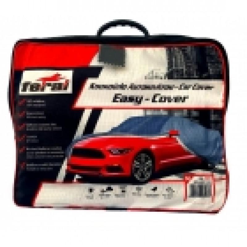 Κουκούλα αυτοκινήτου EASY COVER FERAL Medium (432cmx165cmx116cm)