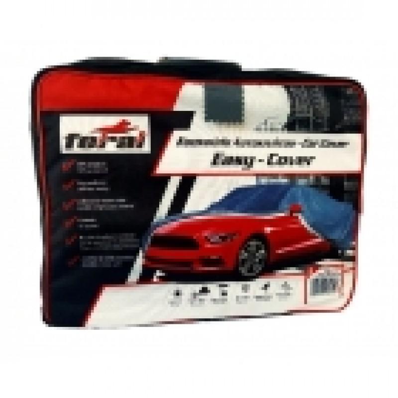 Κουκούλα αυτοκινήτου EASY COVER FERAL Small (406cmx165cmx116cm)