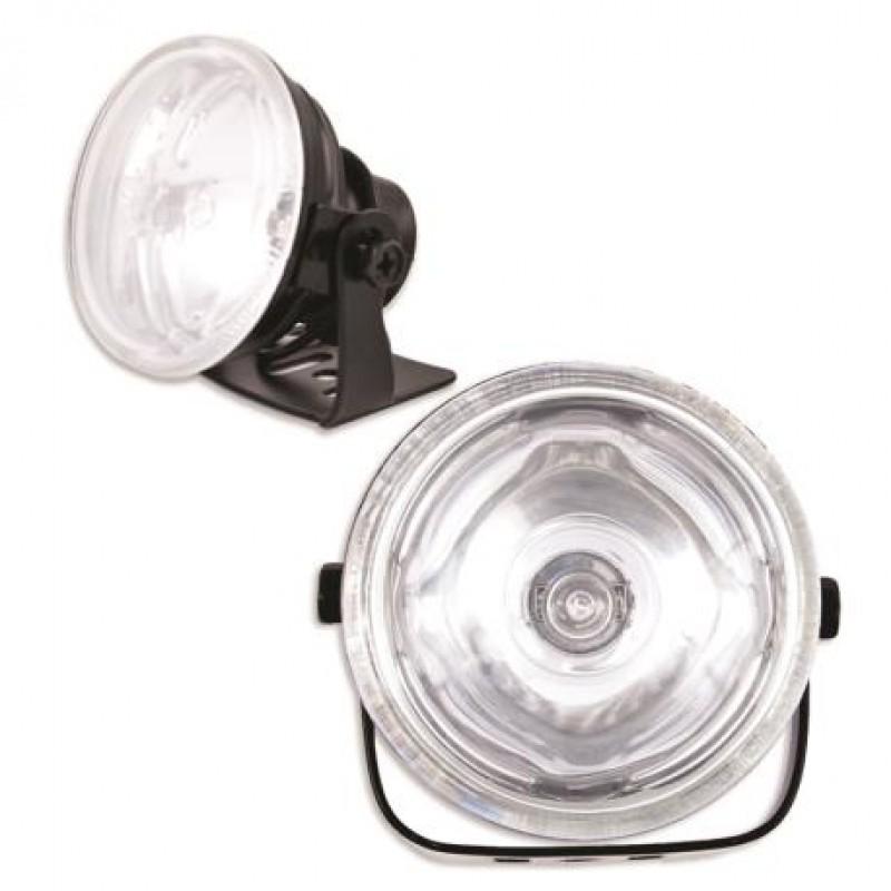 Προβολείς στρογγυλοί λευκό φως LAV110 (2 τεμάχια)