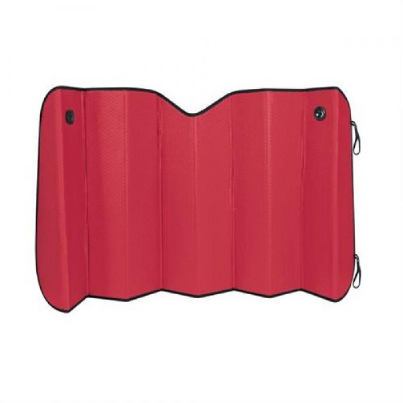 Ηλιοπροστασία  εσωτερική   σε  κόκκινο χρώμα (xl)