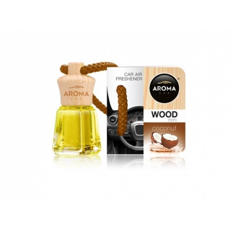 Άρωμα Καρύδα 4ΜL με ξύλινο καπάκι ΑRΟΜΑ FERAL 1 τεμ