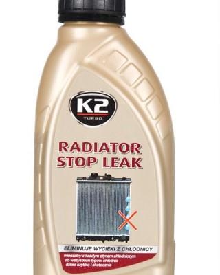 Στεγανοποιητικό ψυγείου K2 RADIATOR STOP LEAK 400gr