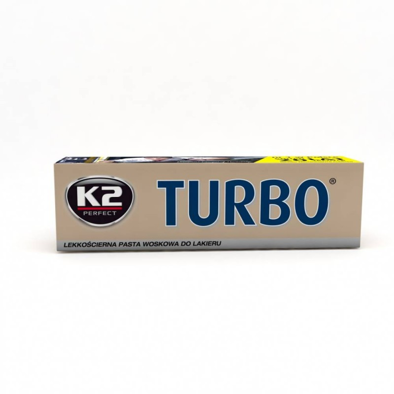 Κρέμα γυαλιστική και αφαιρετική γρατσουνιών K2 TURBO 120 gr