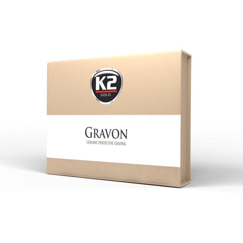 ΚΕΡΑΜΙΚΗ ΕΠΙΣΤΡΩΣΗ GRAVON KIT K2 50 ml