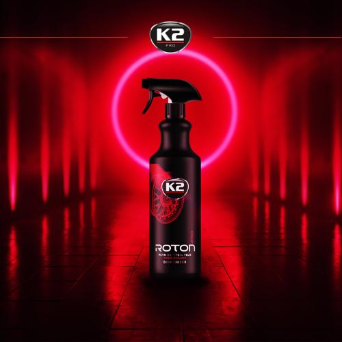 Καθαριστικό Ζαντών K2 ROTON PRO CLEANER 1 LT