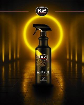 Υγρό Καθαριστικό Ταμπλό SATINA PRO K2