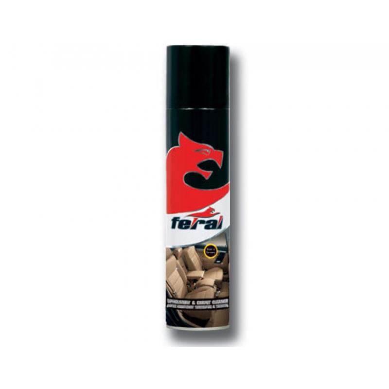 Καθαριστικός αφρός ταπετσαρίας FERAL 400 ml