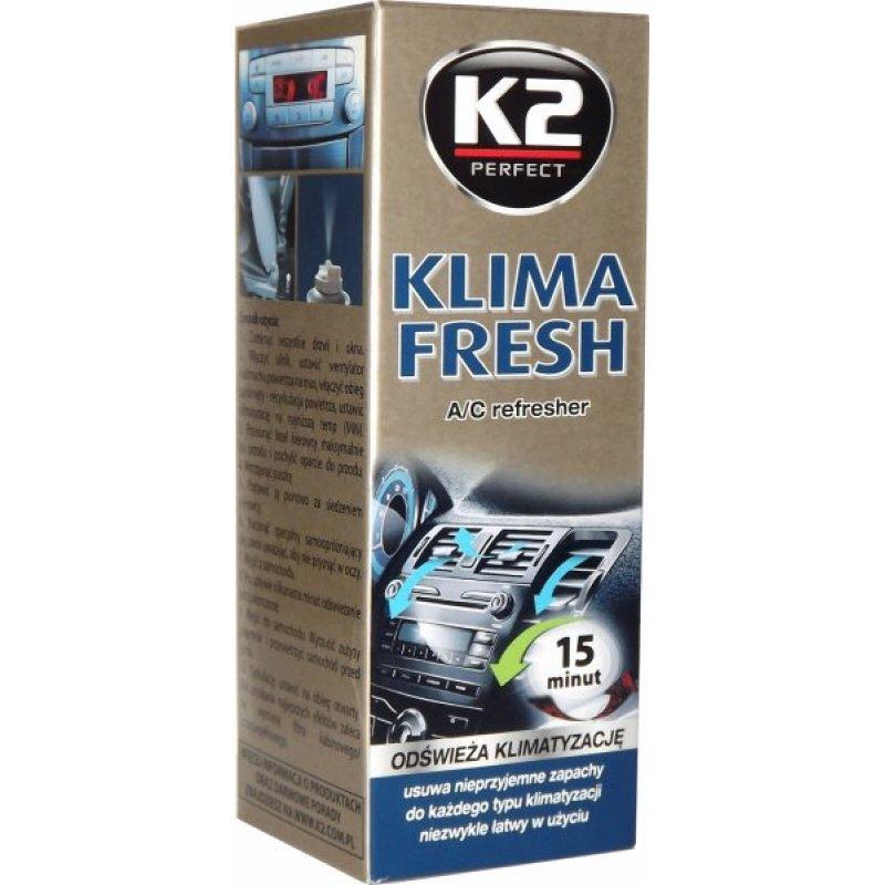 Καθαριστικό σπρέυ air condition K2 KLIMA 150ML
