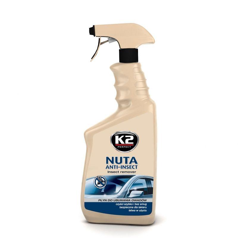 Καθαριστικό για έντομα και ρετσίνι K2 NUTA ANTI-INSECT 770ml
