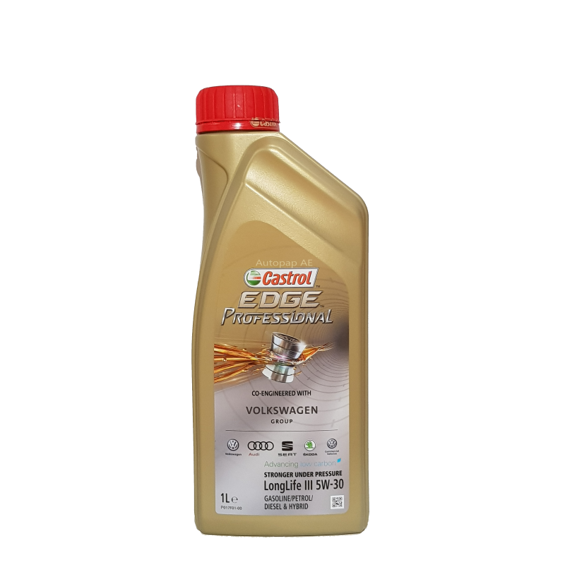 Castrol EDGE Professional Advancing Low Carbon 5w30 LongLife III