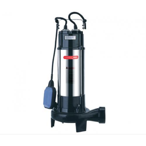 SEAKOO Ανοξείδωτη Υποβρύχια Αντλία Λυμάτων Με Κοπτήρα 1500W WQXD1500